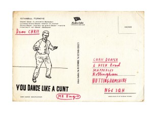 Mr Bingo - hate mail 3