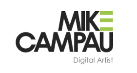 Mike Campau - logo