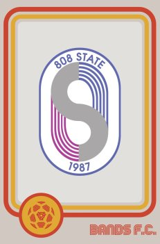 Bands FC - 808 State