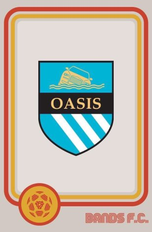 Bands FC - Oasis
