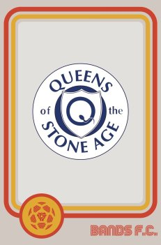Bands FC - Queens of the Stone Age