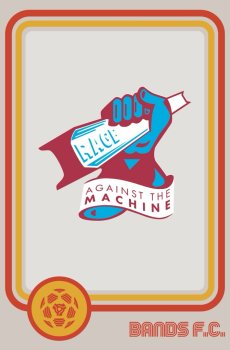 Bands FC - Rage Against the Machine