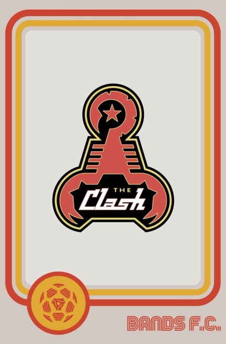 Bands FC - The Clash