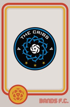 Bands FC - The Cribs