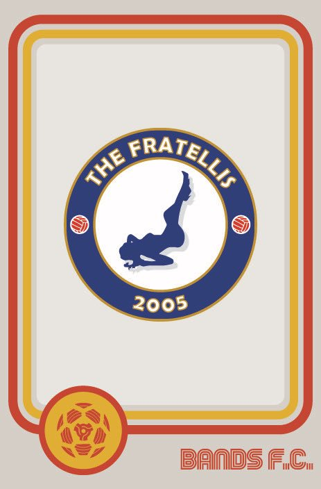 Bands FC - The Fratellies