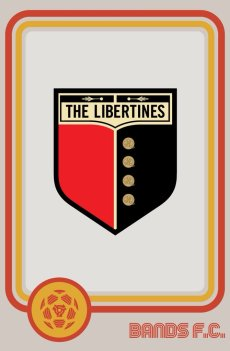 Bands FC - The Libertines