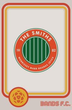 Bands FC - The Smiths