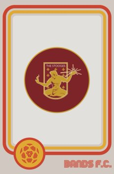 Bands FC - The Stooges