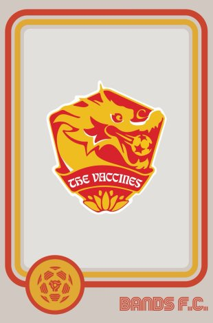 Bands FC - The Vaccines
