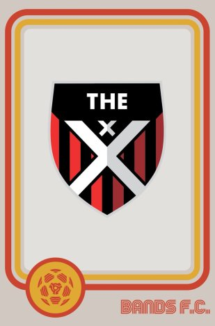 Bands FC - The XX