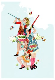Delphine Lebourgeois - heroes and villains 5