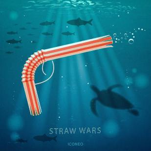 Iconeo - Straw wars