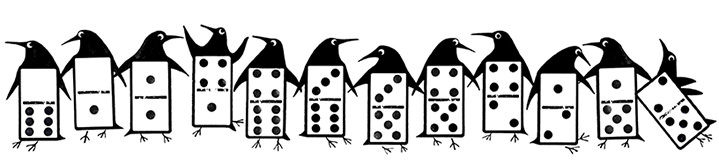 MH Jeeves - pinguinos