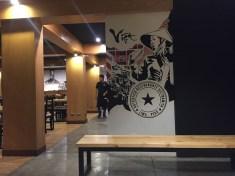 Interior del Restaurante
