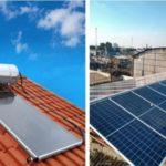 Você sabe diferenciar a energia solar térmica da energia solar fotovoltaica