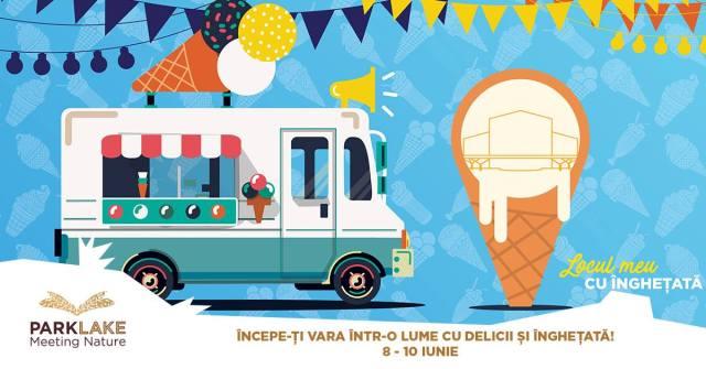 Ice Cream Festival - Park Lake