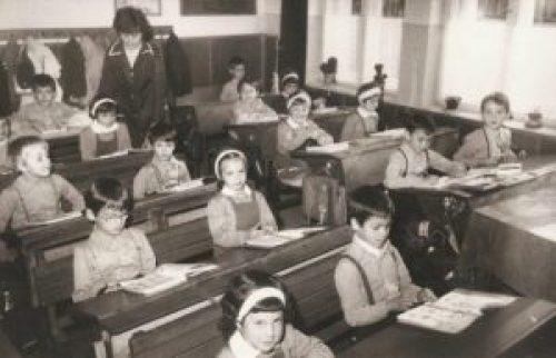 Așa era scoala pe vremea lui Ceaușescu 1
