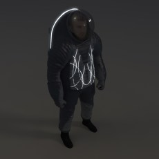 Nasa's Biomimicry spacesuit design
