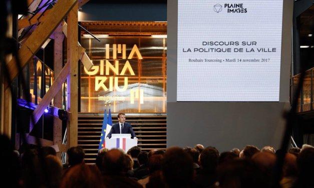 Politique de la Ville – Retour sur les annonces d'Emmanuel Macron