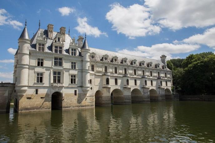 Castelos do Vale do Loire, Chenonceau