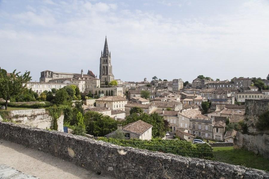 Saint-Emilion, Bordeaux, França