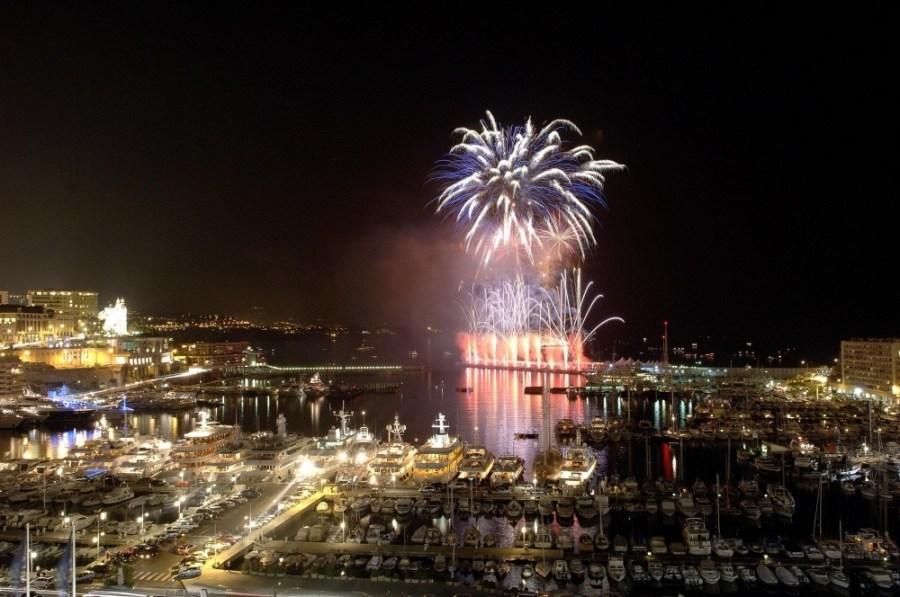 Ano novo na França, opção Mônaco