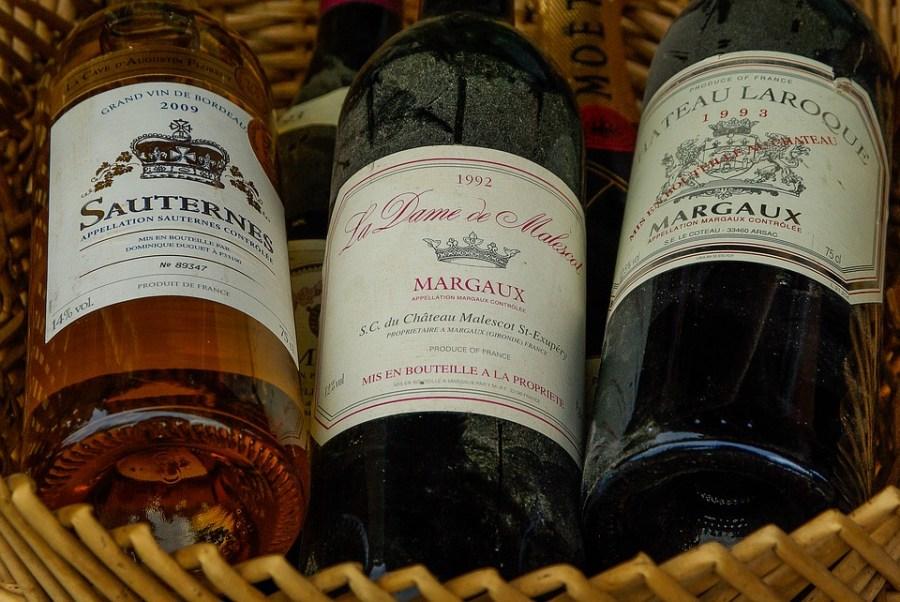 Vinhos de Bordeaux