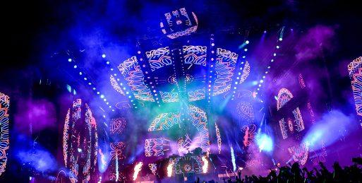O Electrobeach é mais um dos festivais de verão na França dedicado aos amantes de música eletrônica