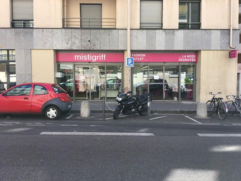 Outlet na França, Mistigriff