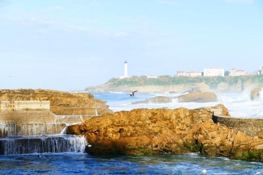 Biarritz é um dos roteiros de charme na França ainda pouco explorado pelos turistas