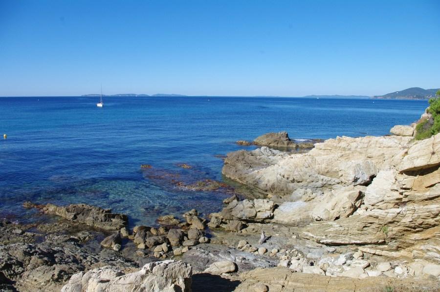 Viagem romântica pela França, Costa Azul