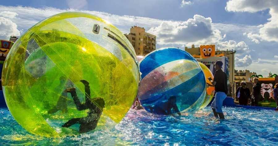 O Europa Kids é mais uma atração oferecida pelo La Villete nas férias de julho