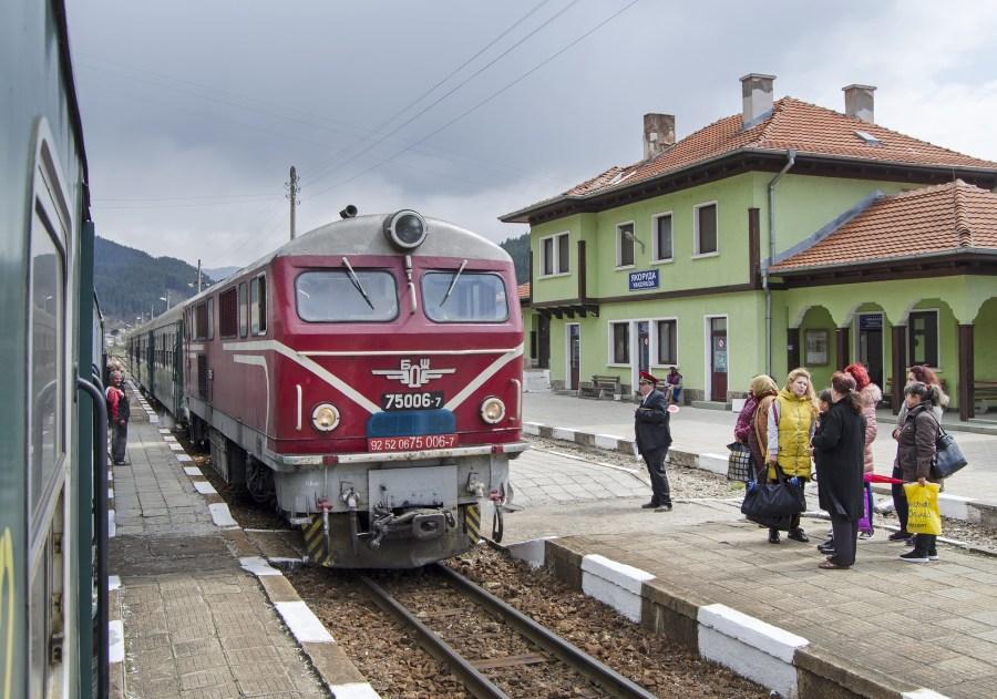 A Europa possui transportes eficientes