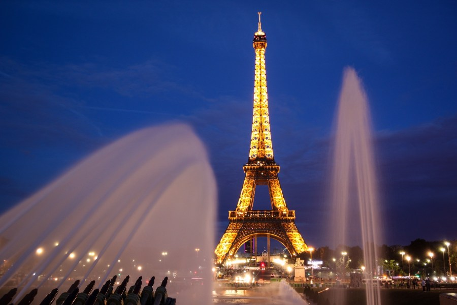 Torre Eiffel Pari
