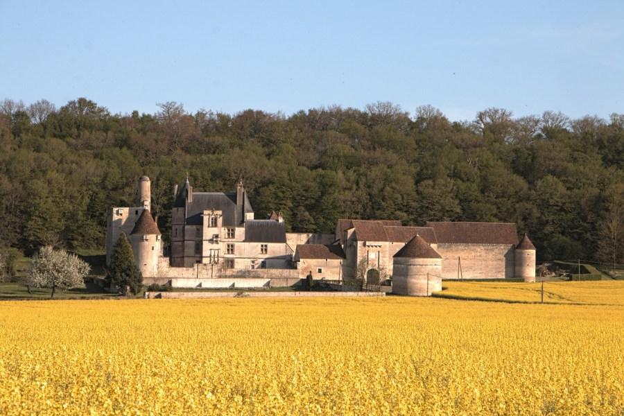 Turismo na França, região de Borgonha