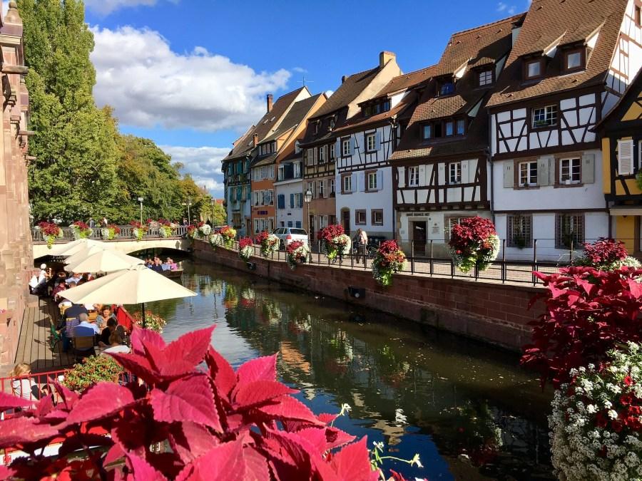 Colmar, região da Alsácia