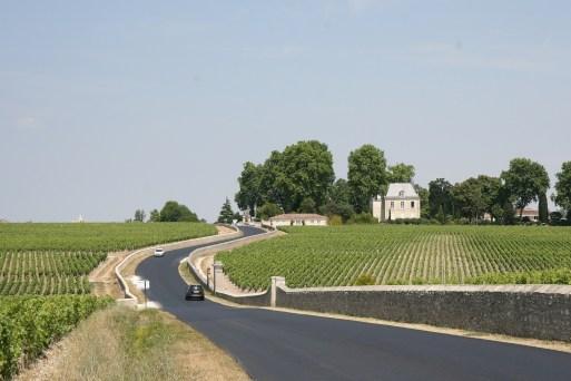 enoturismo na França