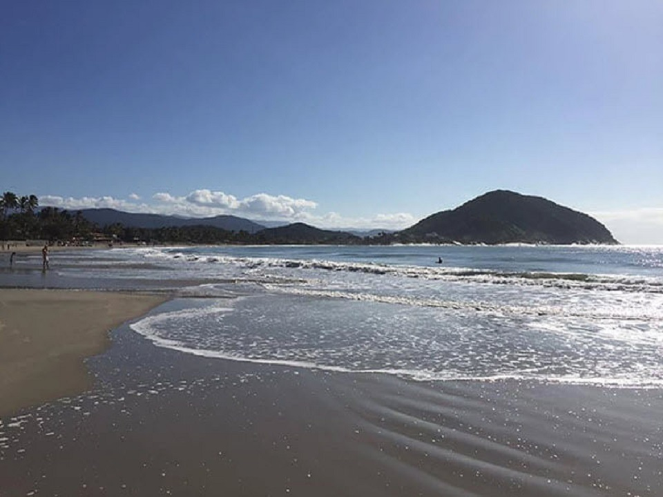 Praia de Pernambuco - Praias do Guaruja