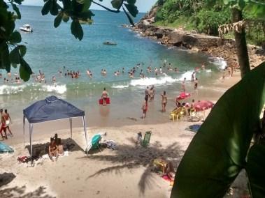 Praia do Eden - Praias do Guaruja SP
