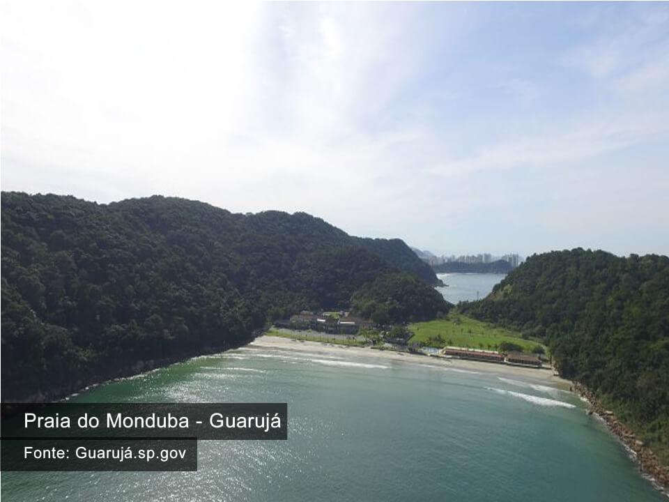 Praia do Monduba - Guarujá SP