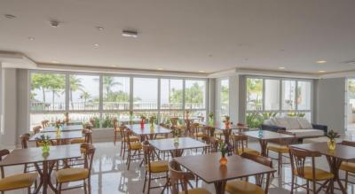 transmerica prime hotel guaruja enseada areae cafe 2