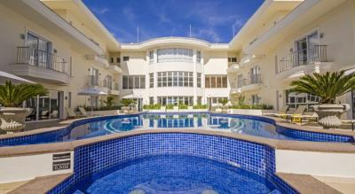 transmerica prime hotel guaruja enseada piscina frente