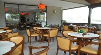 Espaco Cafe Hotel Ilhas do Caribe Guaruja