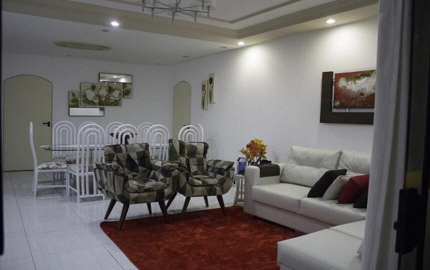 Apartamento Temporada 140 mts - Pitangueiras Guarujá