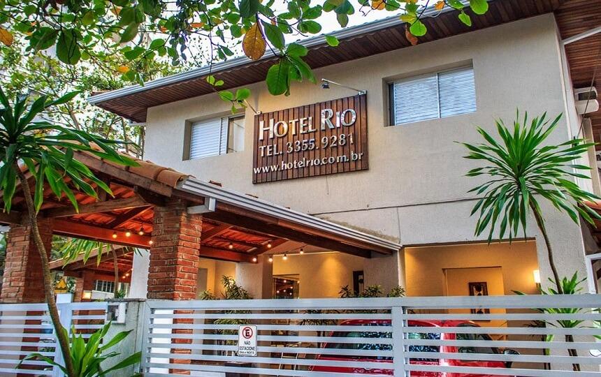 Hotel Rio Pitangueiras Guarujá