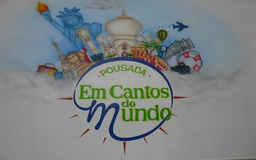 Pousada Em Cantos do Mundo Guaiuba Guarujá