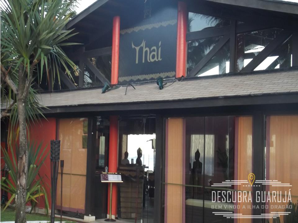 Restaurante Thai - Hotel Casa Grande Praia da Enseada Guaruja