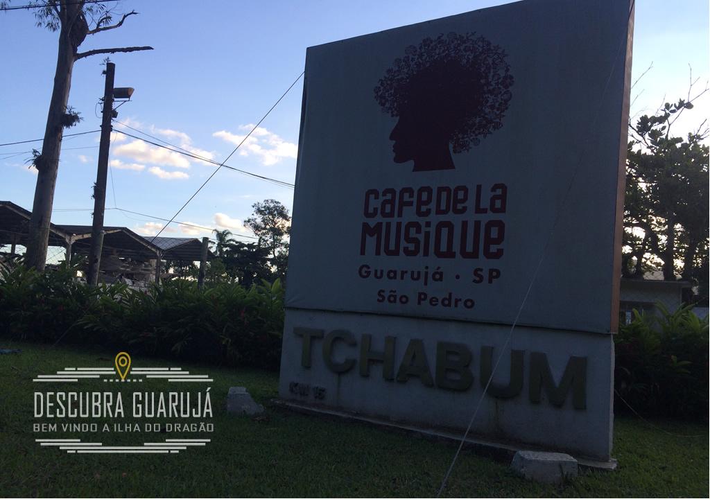 Cafe de la Music Entrada Praia de Sao Pedro Caminho Prainha Branca