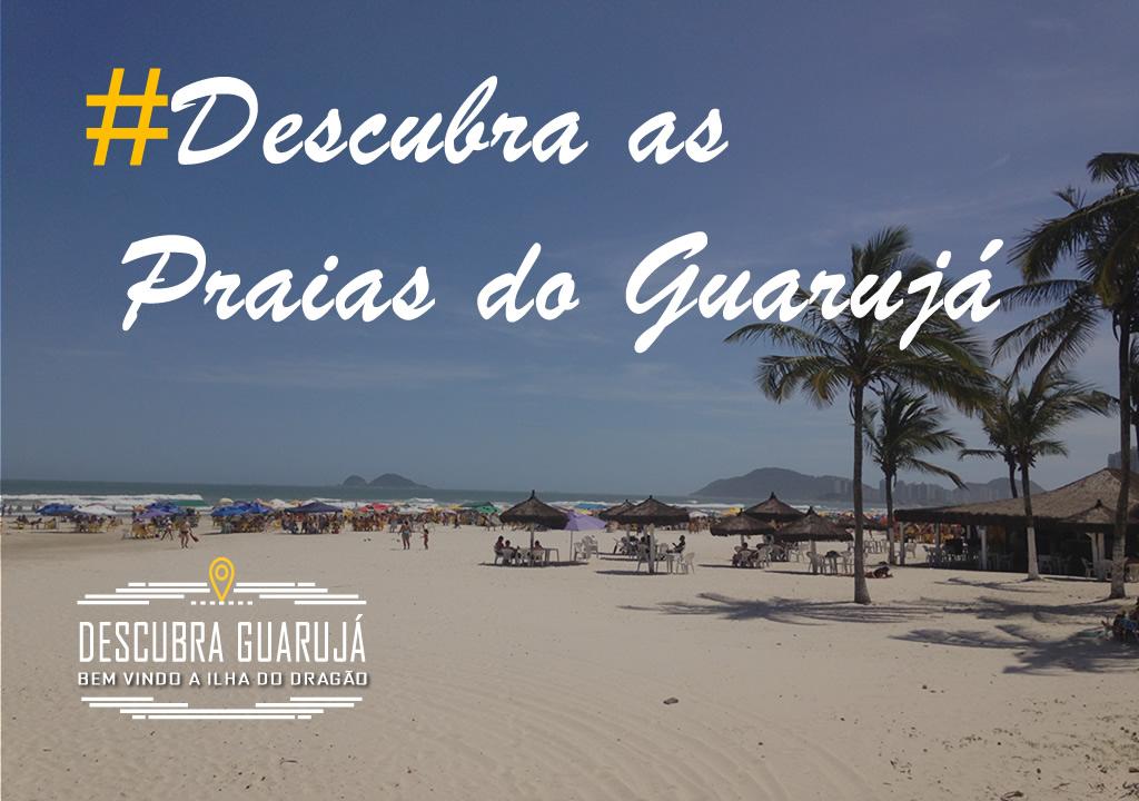 Praias do Guarujá SP