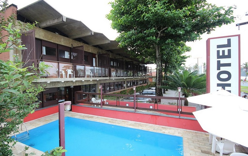 Mira Mare Hotel Enseada Guarujá